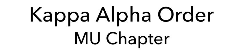 Kappa-Banner